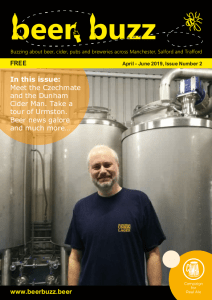 Beer Buzz APR JUNE2019