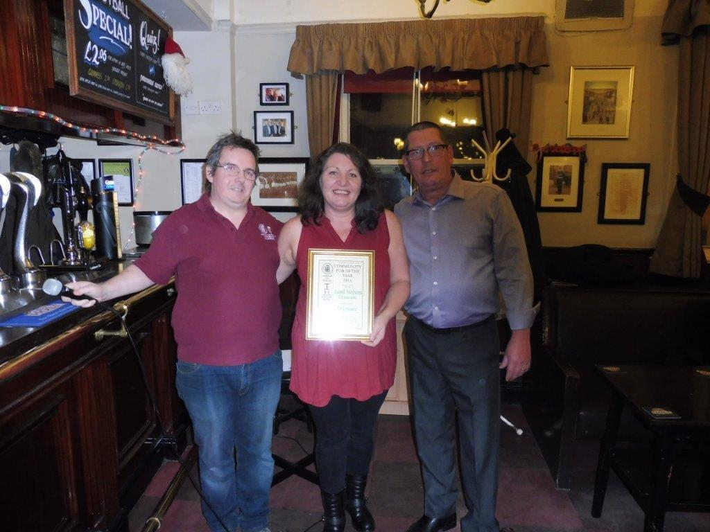 Community Pub Of The Year Lord Nelson 3