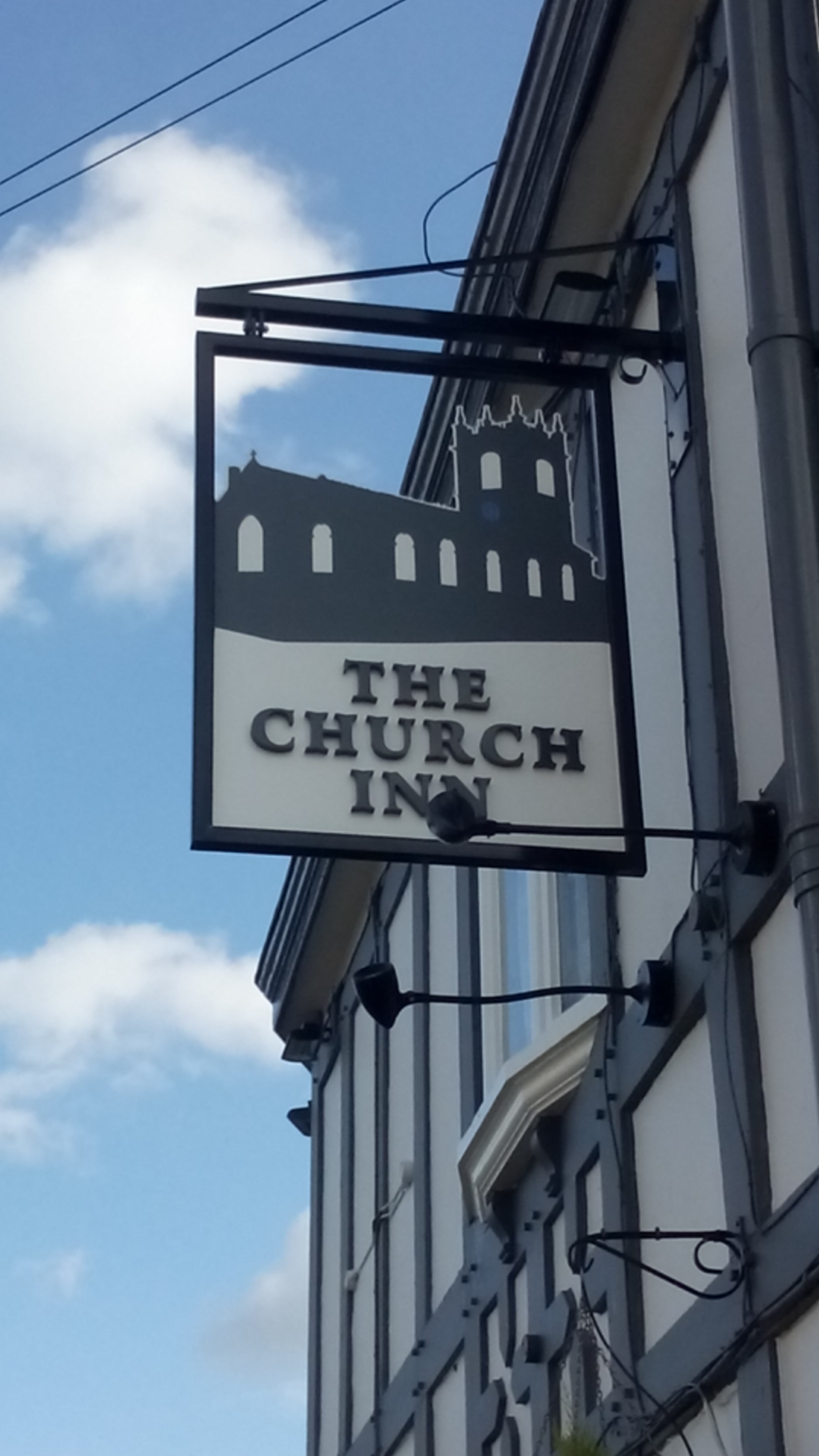 church inn flixton
