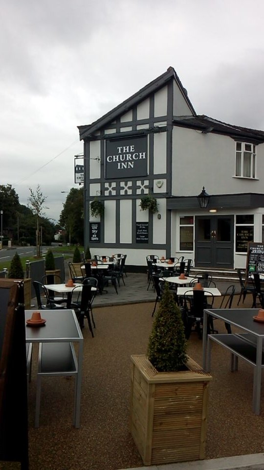 church inn flixton2